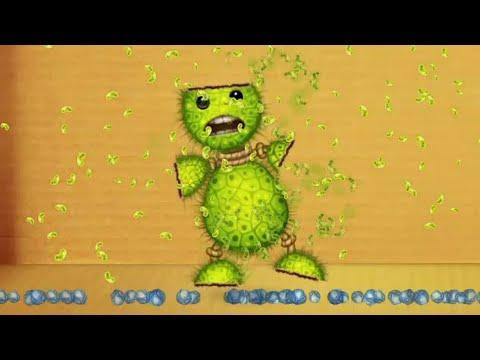 Mutation Serum and all Viruses   Kick The Buddy