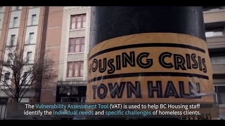 BC Housing offers Canada-wide training for the Vulnerability Assessment Tool.