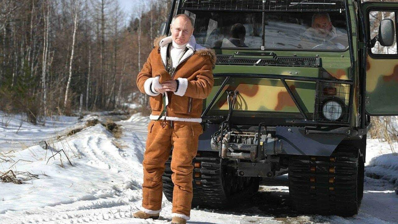 Сколько стоили куртки, в которых Путин отдыхал в тайге