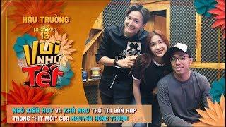 Ngô Kiến Huy và Khả Như trổ tài bắn Rap trong Hit mới của Nguyễn Hồng Thuận | Gala Nhạc Việt 13