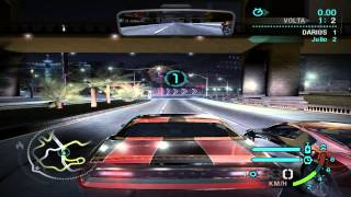 Need for Speed Carbon Angie(Stacked Deck) VS Darius