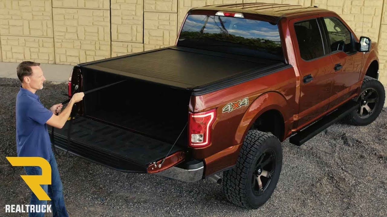 Pace Edwards Ultragroove Tonneau Cover Fast Facts On A 2015 Ford F 150 Youtube