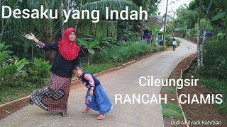 Download Video Cileungsir Rancah (review jl.Blok M Pasirdahu sudah bagus) MP3 3GP MP4