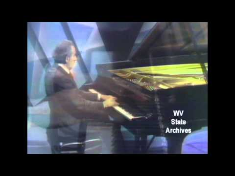 WWVU - TV s  Musical Masterpieces - Samuel Barber and Maurice Ravel acioso.