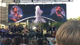 My heart will go on played by 2cellos