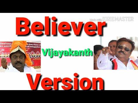 Believer Vijayakanth version