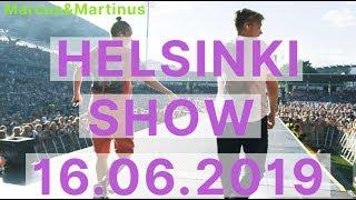 Marcus&Martinus – Helsinki Show June 2019!