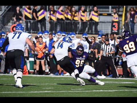 Steven Mercado || Official Career Highlights || Western Illinois & Lafayette College