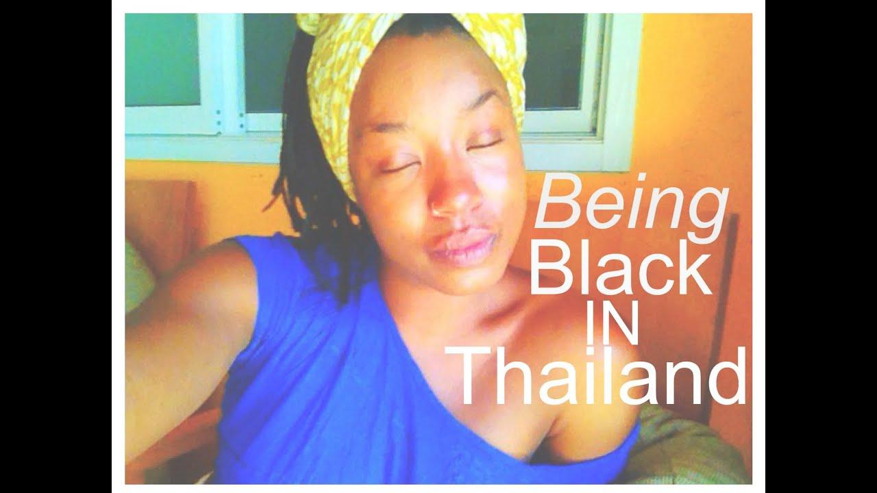 Black and thai teen