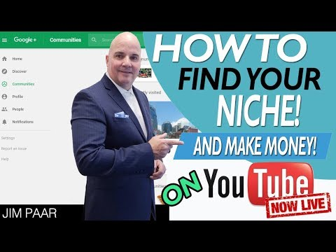 How To Find Top Niches FAST and Make Money Using Google Trends & Google Communities!