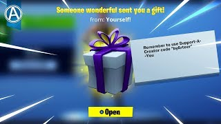 """NEW """"GIFTING SYSTEM"""" UPDATE! // Pro Console Player // 1400+ Wins (Fortnite Battle Royale LIVE)"""