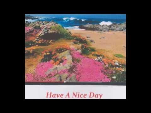 ภาพสไลด์ของฉันทะเล ภูเขา น้ำตก ดอกไม้แสนสวย.