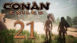 Conan Exiles - прохождение игры на русском - Пиратский залив [#21] | PC