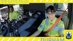 Durham Works - Recycling Truck Driver (Season 1, Ep 3)