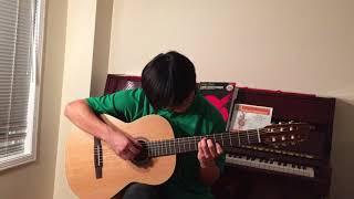 Eric Clapton - Tears In Heaven (Fingerstyle Guitar Arrangment)