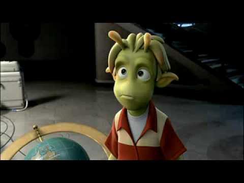 Trailer do filme Planeta 51