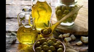 Маслина Европейская или оливковое дерево
