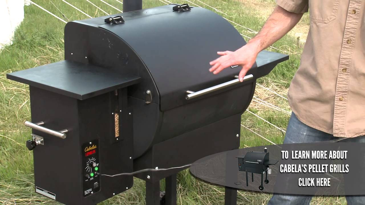 cabela's pellet grill review youtube Cabela's Electric Smoker and Grill at Cabelas Pro 50 Smoker Wiring Diagram