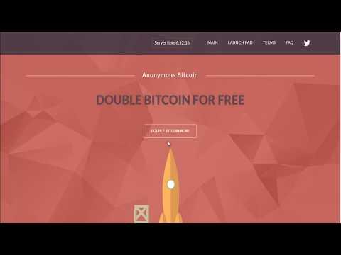 bitcoin konto anonym
