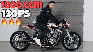 Dieses Motorrad ist ein Monster! 1800ccm