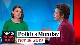 Tamara Keith and Amy Walter on Buttigieg's surge, Democratic wins in the South