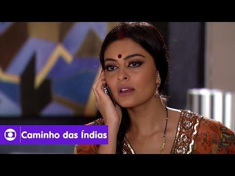 Caminho das Índias: capítulo 116 da novela, segunda, 4 de janeiro, na Globo