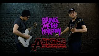 Bring Me The Horizon vs Asking Alexandria (King Of Metalcore: Season 1 Episode 4)