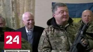 Донбасс под обстрелом: Киев стягивает к ДНР и ЛНР тяжелое вооружение