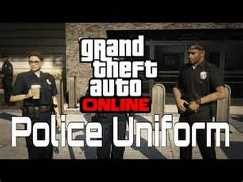 how to get sheriff uniform gta 5