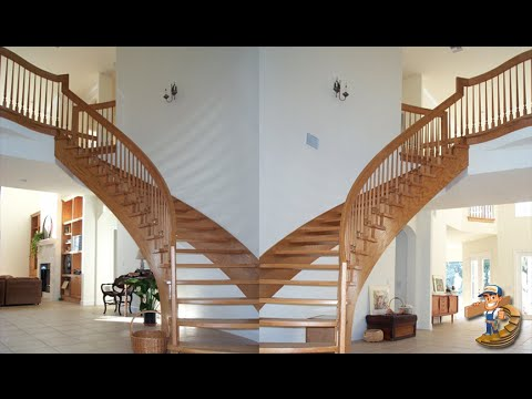 Stairs Orlando | Curved stair Orlando | It Trim Construction