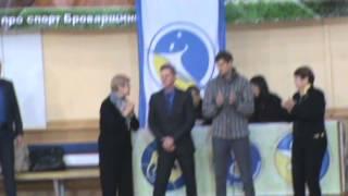 ПАРАД - открытие чемпионата Украины по гандболу 2014 -15