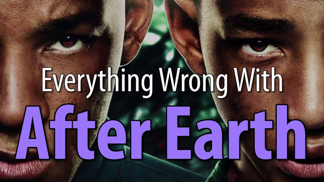 Download Everything Wrong With After Earth In 13 Minutes Or Less