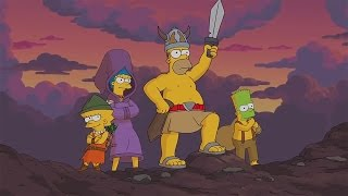 "The Simpsons: Tapped Out –""Preparing for War"" Trailer 2014"