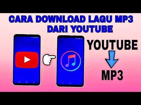 Cara Download Musik MP3 Dari YouTube