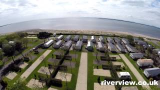 Riverview Caravan Park, Monifieth - Rising Views