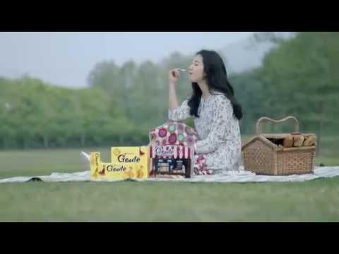 Park Shin Hye - Quảng cáo Goute xinh như mộng