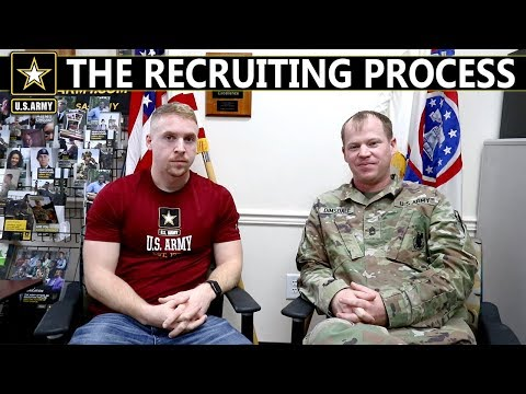The Enlistment Process | Basic Eligibility, Picking An MOS, MEPS, & DEP
