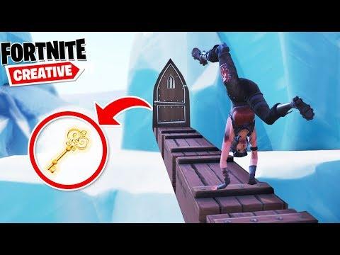 *NOWY TRYB* X-BRAIN ESCAPE GAME! | Fortnite Creative