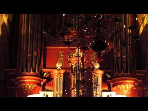 Vincent DUBOIS: Final: Évocation for organ, Opus 37/3 (Marcel Dupré) ROTTERDAM
