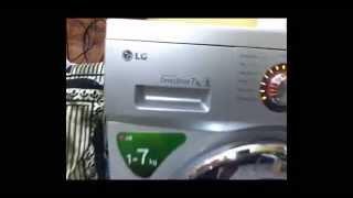 lg washing machine inverter direct drive