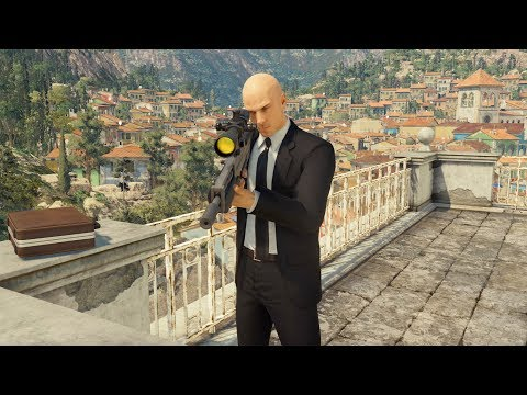 HITMAN 2 – World of Assassination Reveal