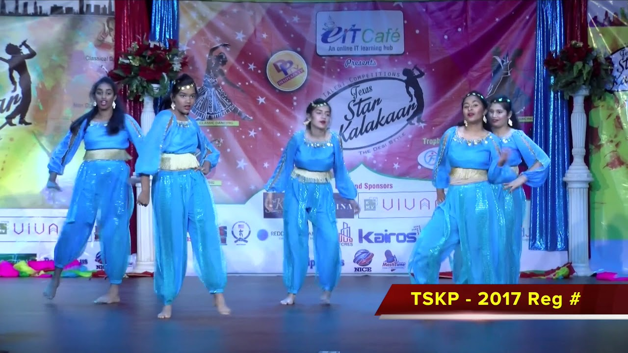 Star Kalakaar Night - 2017 Performance - Reg# TSKP2017XXX