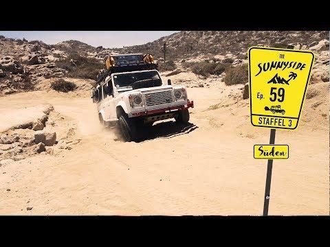 Die härteste Waschbrett-Piste bis jetzt   Baja California, Mexiko 🇲🇽  REISE-DOKU-VLOG³ N° 59