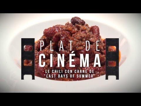 """Plat de cinéma : la recette du chili con carne de """"Last days of summer"""""""