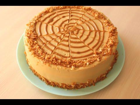 Торт Золотой ключик ~ простой рецепт вкусного торта