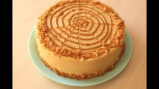 Торт Золотой ключик простой рецепт вкусного торта