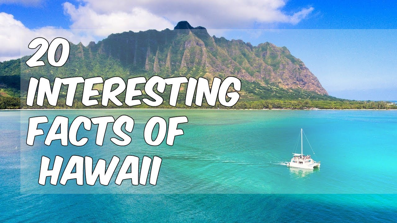 Information About >> 20 Interesting Facts of HAWAII - YouTube