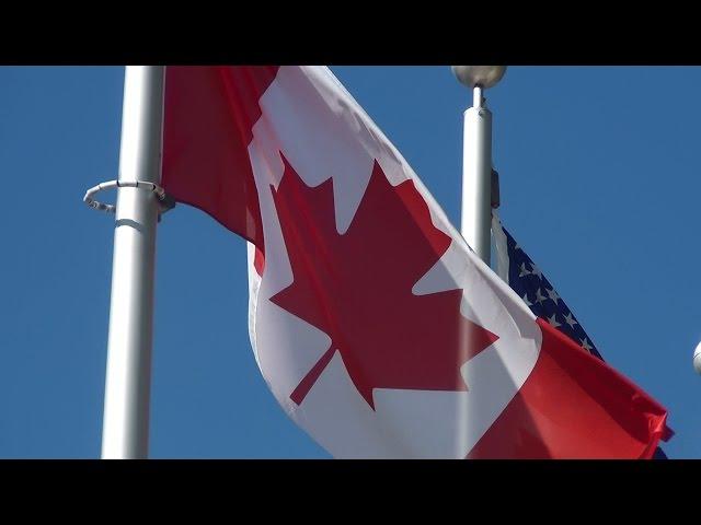 Vlog: O Canada