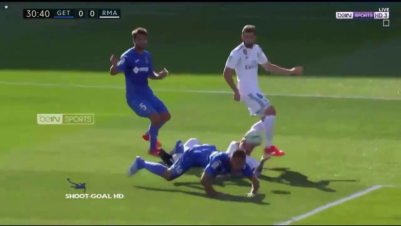 Download Getafe vs Real Madrid 1 2 2017 RESUMEN Y GOLES Goals & Highlights La Liga Satander 14/10/2017