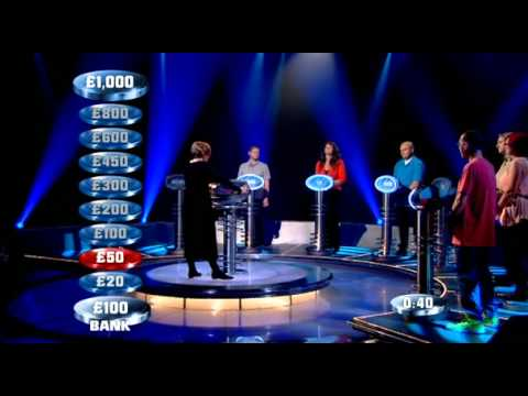 Weakest Link - 10th November 2010